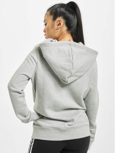 adidas originals Damen Hoody Trefoil in grau Erstaunlicher Preis qWCQdZ7z1
