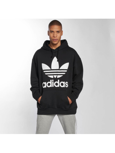 adidas originals Herren Hoody Tref Over in schwarz