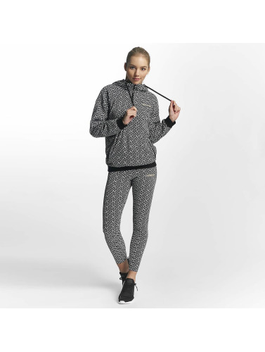 adidas originals Damen Hoody AOP in weiß