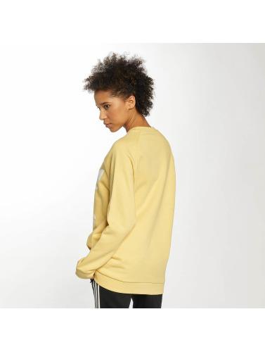 Adidas Originals Kvinner Dimensjonert Jersey I Gult designer ocuCGvRn