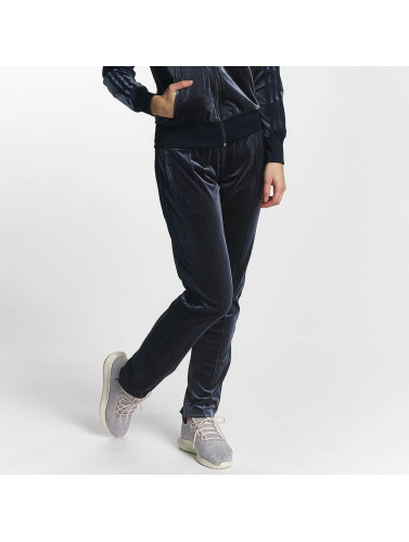 adidas originals Damen Jogginghose Firebird Track in blau