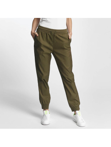 adidas originals Damen Jogginghose Pants Trace in olive