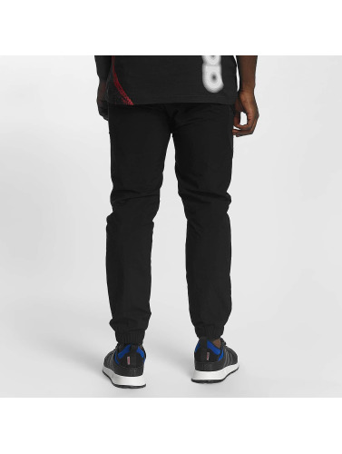 adidas originals Herren Jogginghose Tribe Slim in schwarz