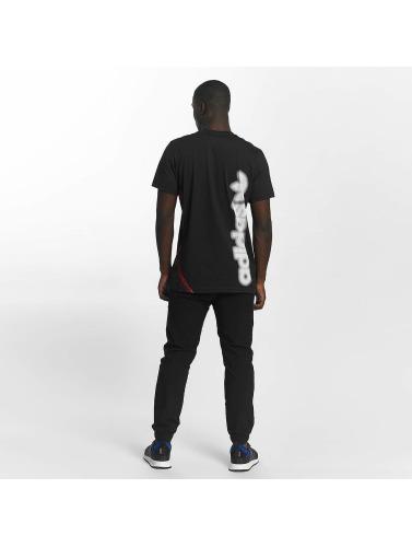 adidas originals Herren Jogginghose Tribe Slim in schwarz