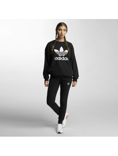 adidas originals Damen Jogginghose Slim Cut in schwarz