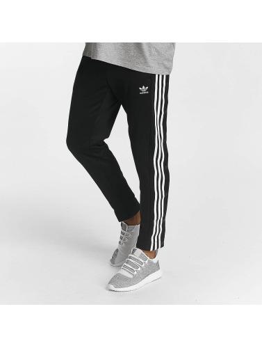 adidas originals Herren Jogginghose Snap in schwarz