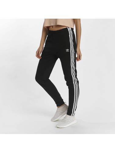adidas originals Damen Jogginghose Regular Cuff in schwarz