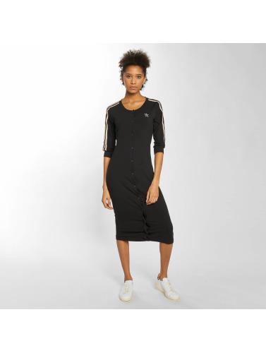adidas originals Damen Kleid Slim in schwarz