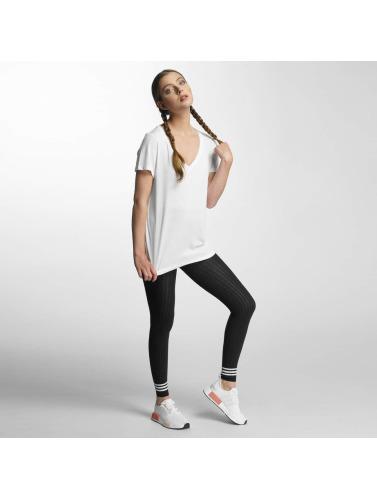 Adidas Originals Dames Legging 3 Bandes En Bleu