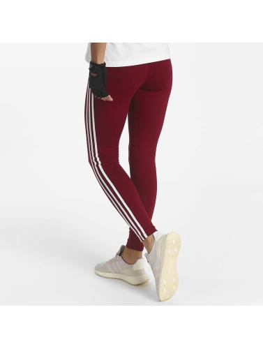 adidas originals Damen Legging 3 Stripes in rot