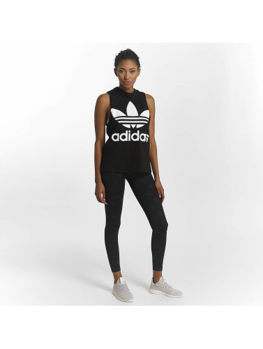 adidas originals Damen Legging Tight in schwarz