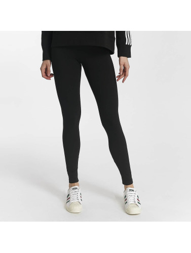 adidas originals Damen Legging Trefoil Tight in schwarz