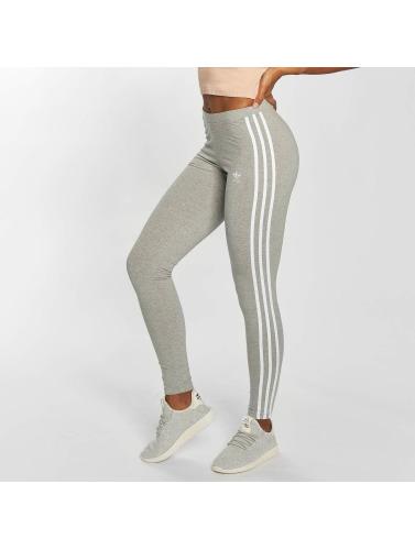 adidas originals Mujeres Legging/Tregging 3 Stripes in gris