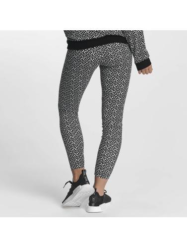 adidas originals Damen Legging AOP in weiß