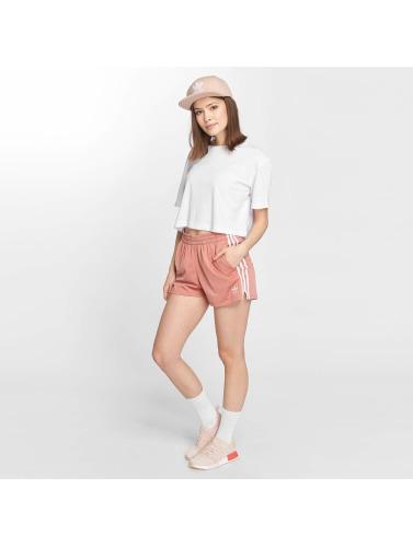 fucsia originals 3 Pantalón Mujeres in adidas cortos Stripes Zq0d7