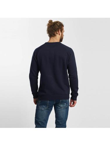 adidas originals Herren Pullover Trefoil in blau