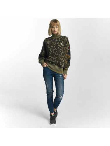 adidas originals Damen Pullover PW HU Hikingg in camouflage