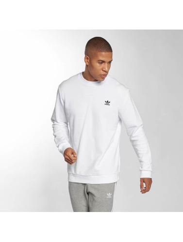 Adidas Originals Pullover Pour Homme En Blanc