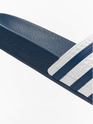 adidas originals Herren Sandalen Adilette in blau