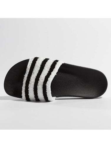 adidas originals Herren Sandalen Adilette in schwarz