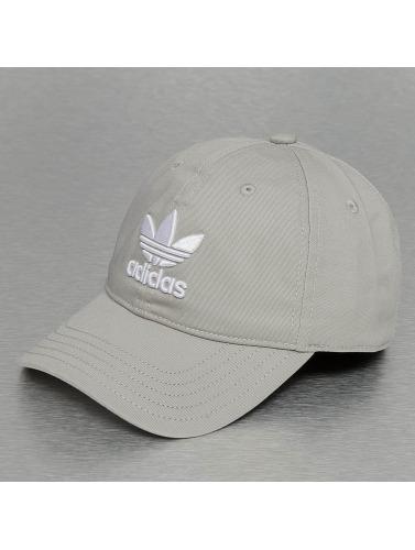 adidas originals Snapback Cap Trefoil in grau