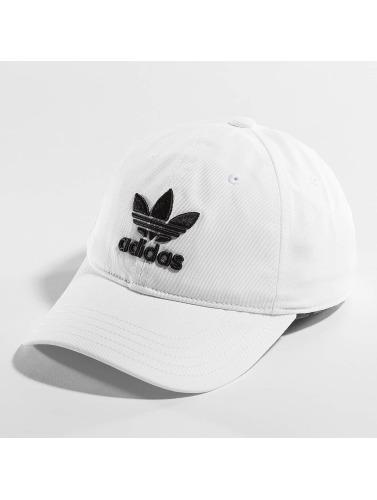 adidas originals Snapback Cap Trefoil in weiß