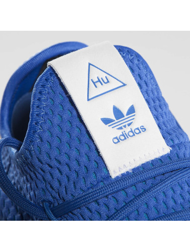 adidas originals Sneaker Pharrell Williams Tennis Hu in blau