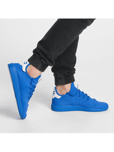 adidas originals Sneaker Pharrell Williams Tennis Hu in blau
