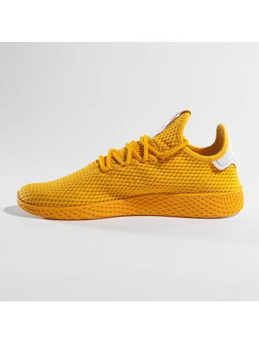 adidas originals Herren Sneaker Pharrell Williams Tennis Hu in goldfarben