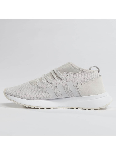 adidas originals Damen Sneaker FLB Mid in grau