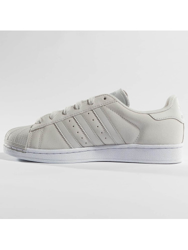 adidas originals Damen Sneaker Superstar in grau