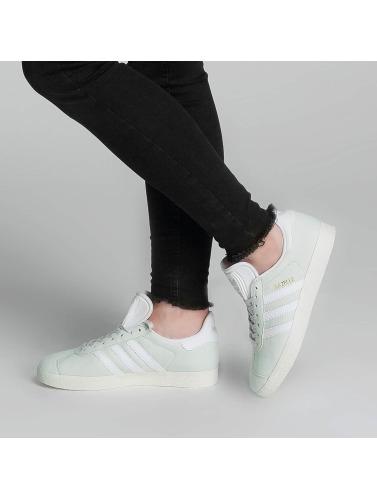 Neueste Online-Verkauf adidas originals Damen Sneaker Gazelle in grün Gute Qualität Ebay Bestes Geschäft Zu Bekommen Günstig Kauft Heißen Verkauf L3RaQb07bX