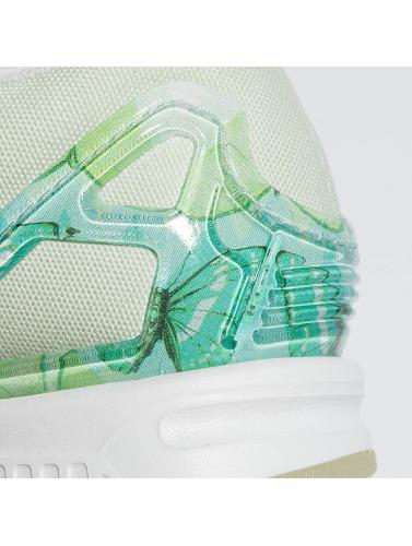 adidas originals Damen Sneaker ZX FLux in grün