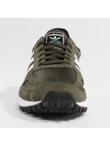 adidas originals Herren Sneaker LA Trainer OG in grün
