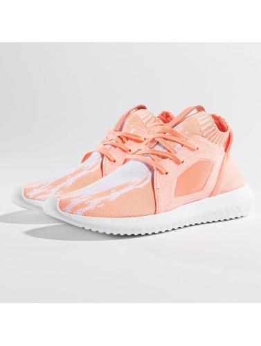 adidas originals Damen Sneaker Tubular Defiant PK W in orange