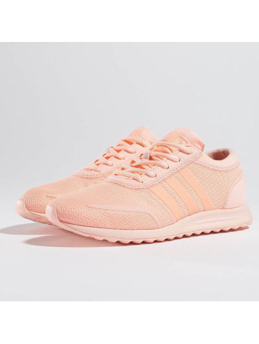 adidas originals Damen Sneaker Los Angeles J in orange