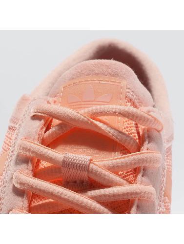 adidas originals Damen Sneaker Los Angeles J in orange