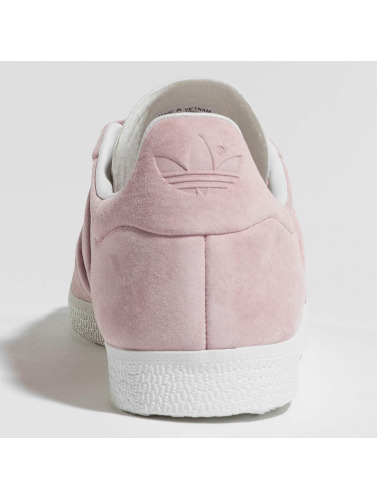 adidas originals Damen Sneaker Gazelle Stitch And Turn in pink