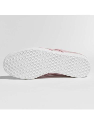 adidas originals Damen Sneaker Gazelle Stitch And Turn in pink