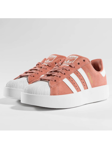 adidas originals Damen Sneaker Superstar Bold in pink