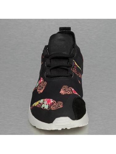 adidas originals Damen Sneaker ZX Flux ADV Verve in schwarz