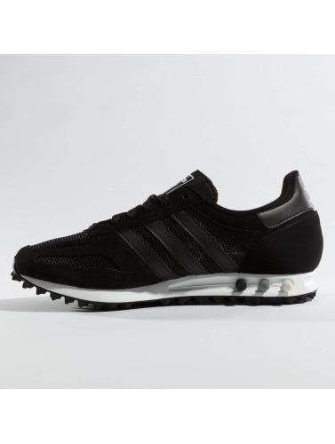 adidas originals Herren Sneaker LA Trainer OG in schwarz