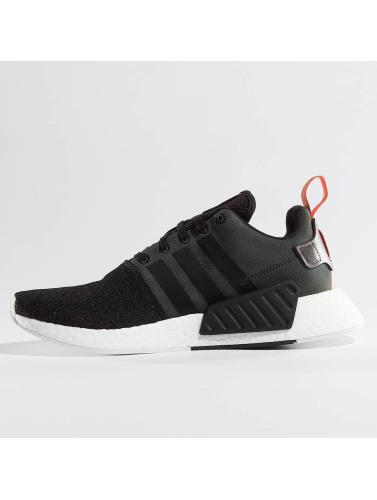 adidas originals Herren Sneaker NMD_R2 in schwarz