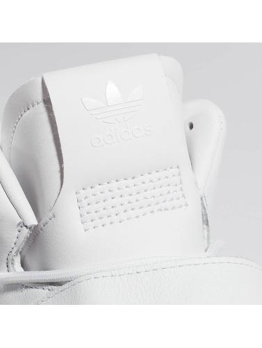 Adidas Originals Mens Sneaker Tubular Invader Strap In White