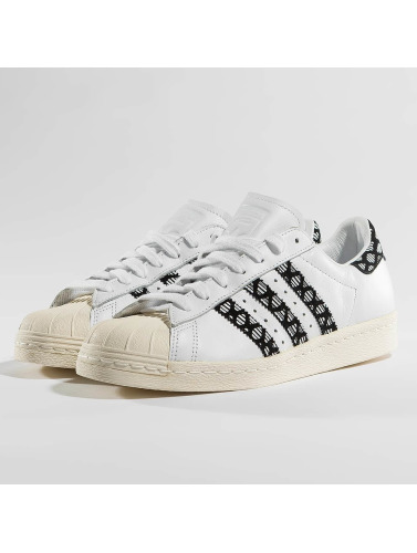 adidas originals Damen Sneaker Superstar 80s in weiß