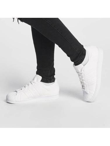 Günstiger Preis Auslass Verkauf adidas originals Damen Sneaker Superstar W in weiß 2018 Rabatt Spielraum Sammlungen Outlet Billige Qualität RWFZW8FRKM
