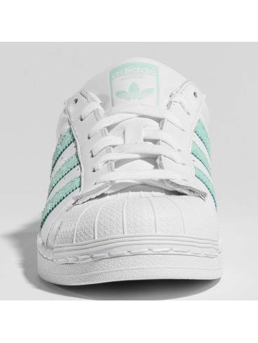 adidas originals Damen Sneaker Superstar in weiß
