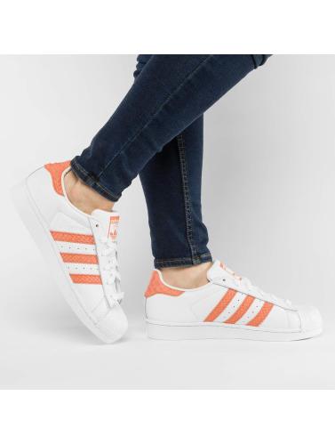 adidas originals Damen Sneaker Superstar in weiß