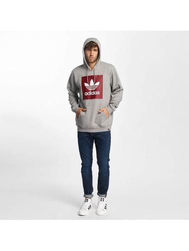 Adidas Originals Menn I Grå Genser Solid Bb rabatter for salg ekte AbAKdgB