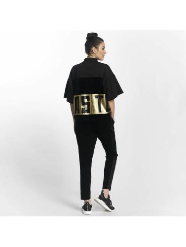 adidas originals Damen T-Shirt Adidas Sweater T-Shirt in schwarz